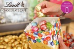 Fill Your Own Christmas Gift Box w/Lindor Chocolate for $24.50 at Lindt Chocolate Cafe via Groupon (NSW/VIC)