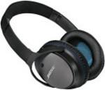 Bose QC25 Black Acoustic Noise Cancelling Headphones $339.15 Free Shipping @David Jones
