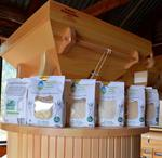 Flour 1kg Spelt $6 Unbleached $5 + Free Delivery* @ Whispering Pines Organics - Farmhouse Direct