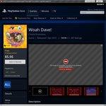 Free PS4 & Vita Game Woah Dave! for PS+ Members