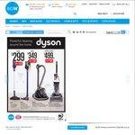 Dyson DC35 $299 DC44 Animal $349 DC29/33 $499 - BigW Catalog Sale
