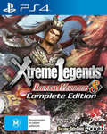 Dynasty Warriors 8 Xtreme Legends CE Game PS4 $39.88 + Free P&H [20, AU, 24 Hrs] @SellingOutSoon