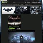 GMG - Batman Arkham Asylum GOTY, Arkham City GOTY, Arkham Origins US $3.75 Each