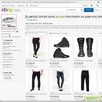 $10 off (Min. $300 Spend) @ Divalo eBay Store - Motorcycle Apparel (motoon2wheels)