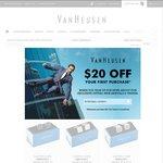 Van Heusen - Spend $150+ and Receive a Pair of Cufflinks