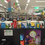 Mobile Phone Mark down at Woolworths Airport Canberra - up to 75% off