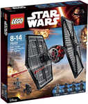 LEGO Star Wars 1st Order Tie Fighter - RRP $99, $59 with EDR Card @ Big W