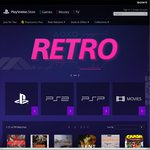 PlayStation PSN Retro Sale (Eg: Original Twisted Metal $3.78 + More in Post)