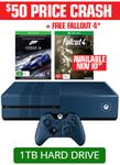 1TB Forza 6 Xbox One Console + Fallout 4 $499 @ EB Games