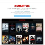 FREE Access to Entire Netflix Catalogue via Smartflix App (Mac/PC - Requires Netflix Subscription)