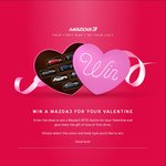 Win a Mazda 3 SP25 Astina Worth $42,000 for Your Valentine