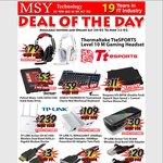 Patriot 120GB SSD $53 | TP-Link AC600 USB Wi-Fi $30 @ MSY