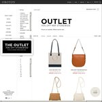 Oroton Outlet - 70% off Online and in-Store + $14.95 Shipping