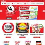 Pepsi, Solo Schweppes 24pk $9.90, Off Insect Repellent Aerosol $3.57, CC's $1.60 + More @ Coles