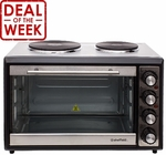 Sheffield Mini Oven with Hot Plates - $99.00 + Post (Normally $149.00) @ Yesshop.com