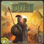 [Board Game] 7 Wonders Duel $37.22 Delivered @ Dungeon Crawl