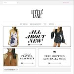 The Little Lane: 15% Off Your First Order + Free Shipping