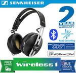 Sennheiser Momentum 2.0 around The Ear Bluetooth Wireless Headphones - $422.75 Delivered @ Wireless1 eBay