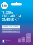 Telstra 6GB Data with Activation of $10 Prepaid Starter Kit (= $1.74 on eBay, Unconfirmed)
