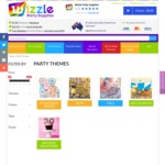Free Shipping for Orders Over $50 on a Huge Range of Licensed Party Supplies at Wizzle. Moana, Paw Patrol, Trolls and Many More