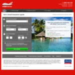 [Travel Frenzy] Webjet (Allianz) Travel Insurance 20% off