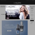 Save 13% off The RRP When You Purchase The New Advanced Génifique Sensitive and Advanced Génifique from $108.96 @ Lancome