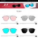 HAWKERS Sunglasses inc Polarized lenses - Buy 1, Get 1 Free (Limited Time)