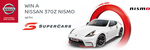 Win a Nissan 370Z NISMO from Supercars