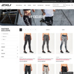 2XU up to 70% off MANY Items - 1 Day, Online