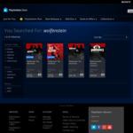 [AU PSN] Wolfenstein New Order or Old Blood $7.55 (PS4)
