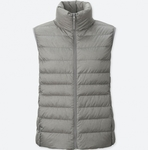 UNIQLO Women's + Men's Ultra Light Down Vest for $59.90 EACH with Free Shipping