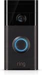 Ring Video Doorbell (Venetian Bronze) $149 @ Bunnings/The Good Guys