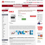 OKI MC363DN Multifunction A4 Colour Printer $319 Delivered @ Hot Toner