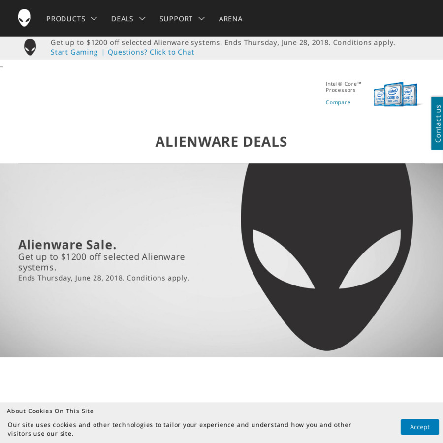 Get up to $1200 off Selected Alienware Systems @ Dell - OzBargain