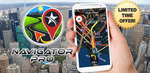 (Android) $0 FREE Navigator Pro - GPS Navigation with Offline Maps (Was $10.99) @ Google Play