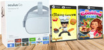 Win an Oculus Go & The Cooking Game or 1 of 300 Copies of The Cooking Game from Play Spirit Ltd