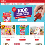15% off Apple App Store & iTunes Gift Cards ($30, $50, $100) @ Coles/Woolworths/Officeworks