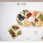 """Ditch Plastic, Party with Palm Leaf Plates. 25-Pack from $5 2"""" Square - $20 for Platters Delivered w/$75+ Spend or ~$8.50 @ Keeo"""