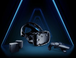 Win an HTC VIVE Virtual Reality Headset from PrizeTopia