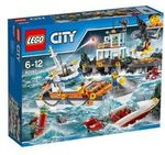 LEGO 60167 City Coast Guard Head Quarters $75.05 @ Target eBay