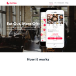 [QLD] 40-70% off Total Bill Including Drinks at Participating Restaurants through Eatclub App
