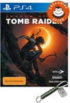 [PS4, XB1] Shadow of The Tomb Raider with Bonus Keychain $48 + $6 Delivery @ Mighty Ape