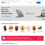 [eBay Plus] 10% off All eBay Plus Items ($75 Min Spend, $100 Max Discount, Plus Members Only) @ eBay
