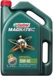 Castrol Magnatec Engine Oil -10W-40 5 Litre $30.01 (Was $42.88) + More @ Supercheap Auto