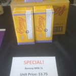 [NSW] Bonsoy Soy Milk 1ltr $21/6pk ($3.50ea) @ All About Empathy (Kellyville)