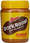 Bega Crunchy Dark Roast Peanut Butter 470g $2.85 + Delivery (Free with Prime/ $49 Spend) @ Amazon AU