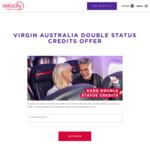 Get Double Velocity Status Credits When You Travel on a Virgin Australia Flight