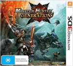 [3DS] Monster Hunter Generations $19 (Was $59.95) @ EB Games