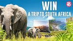 Win a Trip to South Africa for 2 Worth $15,000 from Network Ten