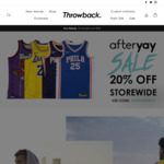 b4029633f6e Throwback Store: Deals, Coupons and Vouchers - OzBargain